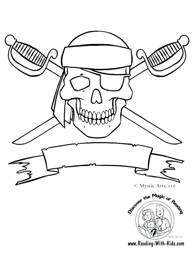 684x885 Charming Pirate Hat Coloring Page The Sitting On The Couch