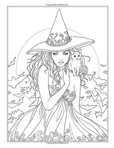 236x305 Selina Fenech Magical Christmas Coloring
