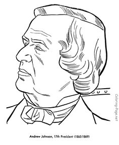 236x288 Us President Andrew Johnson Abraham Lincoln
