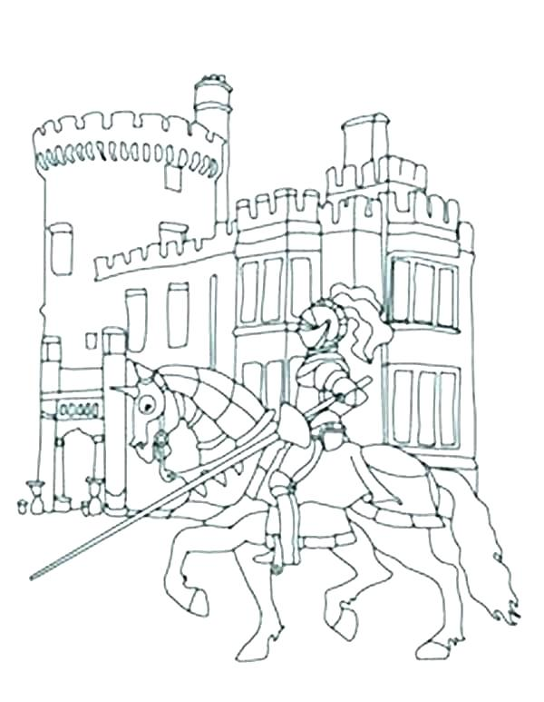 600x773 Disney Castle Coloring Pages Castles Coloring Pages Free Printable