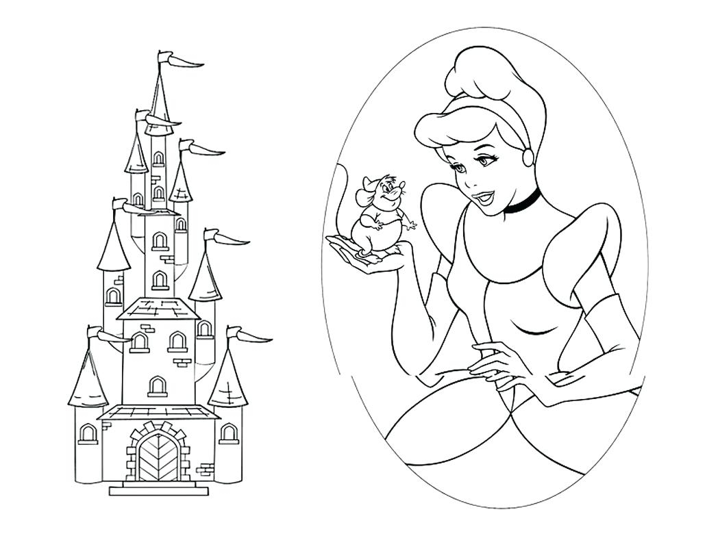 1048x786 Best Of Walt Disney World Castle Coloring Pages Gallery