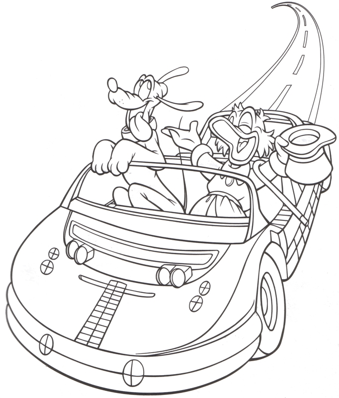 682x800 Magic Kingdom Florida Coloring Pages Az Coloring Pages Disney
