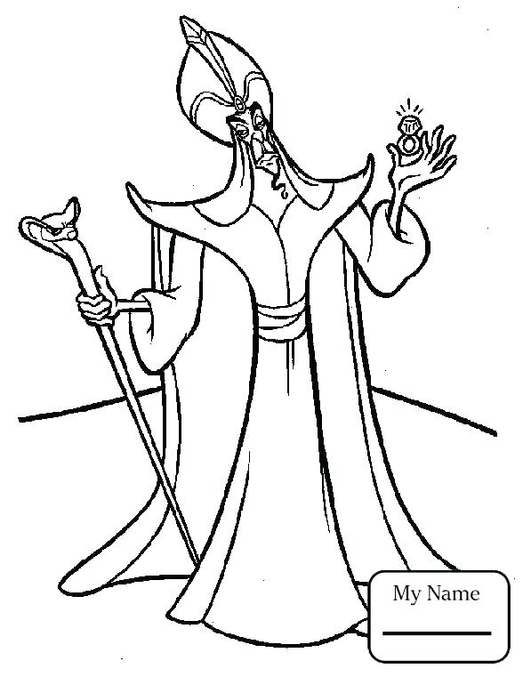 588x761 Aladdin Coloring Pages Coloring Pages Aladdin Magic Lamp Coloring