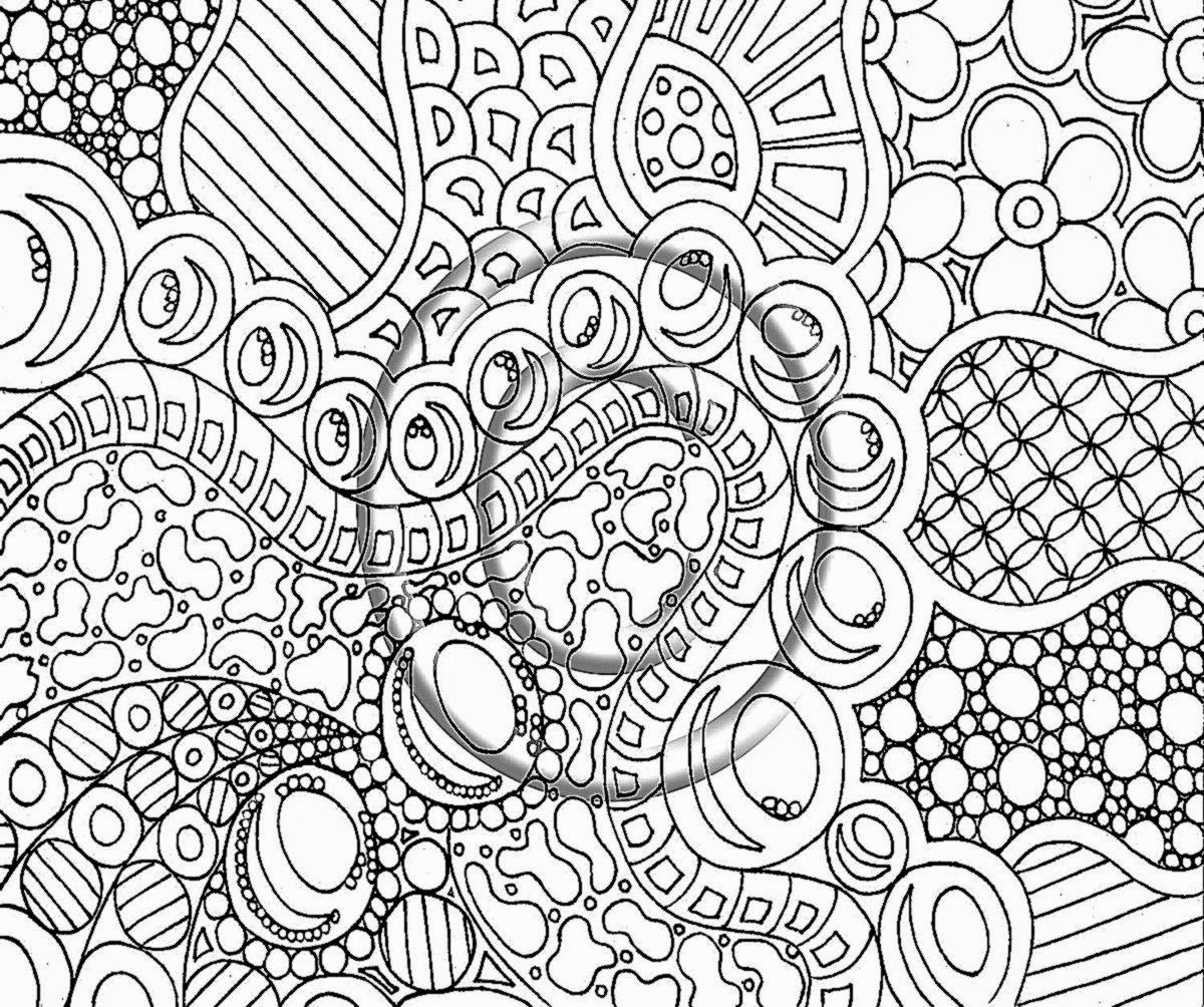 1200x1004 Trippy Mushroom Coloring Pages Page Best