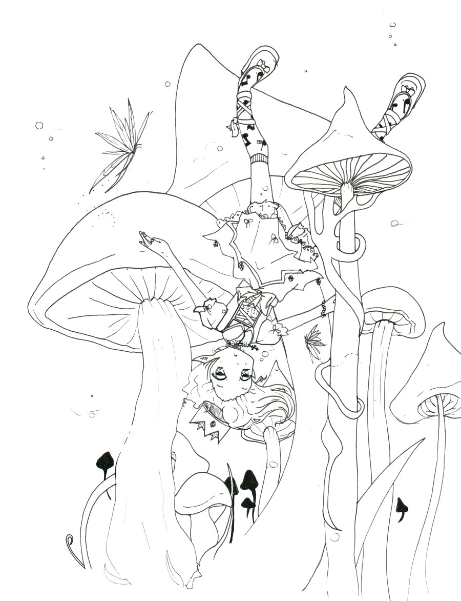 900x1172 Amazing Psychedelic Mushroom Coloring Pages New Coloring Gallery