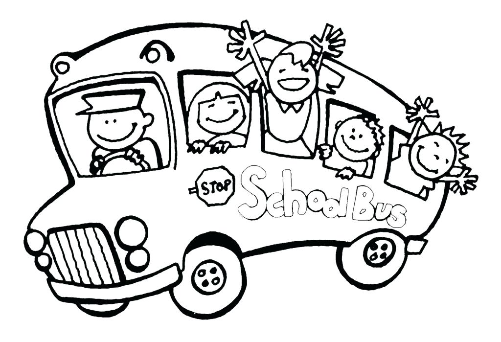 1024x699 Magic School Bus Coloring Page Download School Bus Coloring Pages