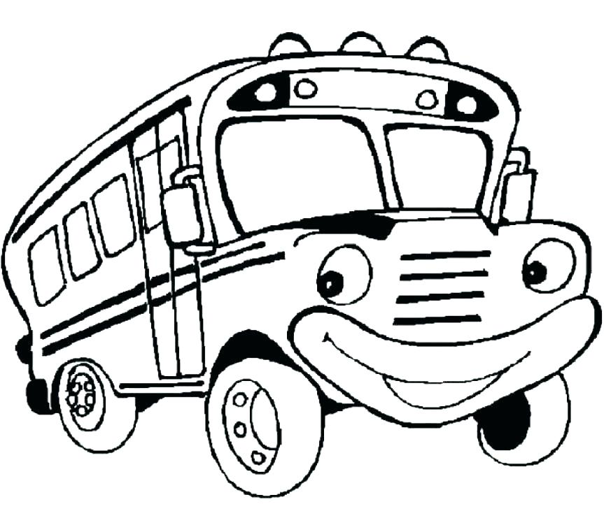 863x761 Coloring Pages School Bus Coloring Pages School Bus The Magic