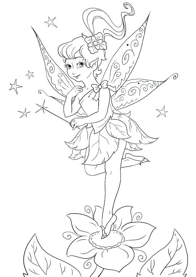636x900 Flower Fairy Coloring Pages Classy Flower Fairy Ring Pages Kids