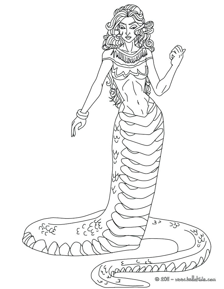736x951 Greek Mythical Creatures Colouring Pages Creature Ng Elegant