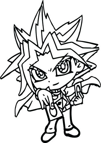 352x500 Yugioh Coloring Page Medium Size Of Coloring Pages Small Page Oh