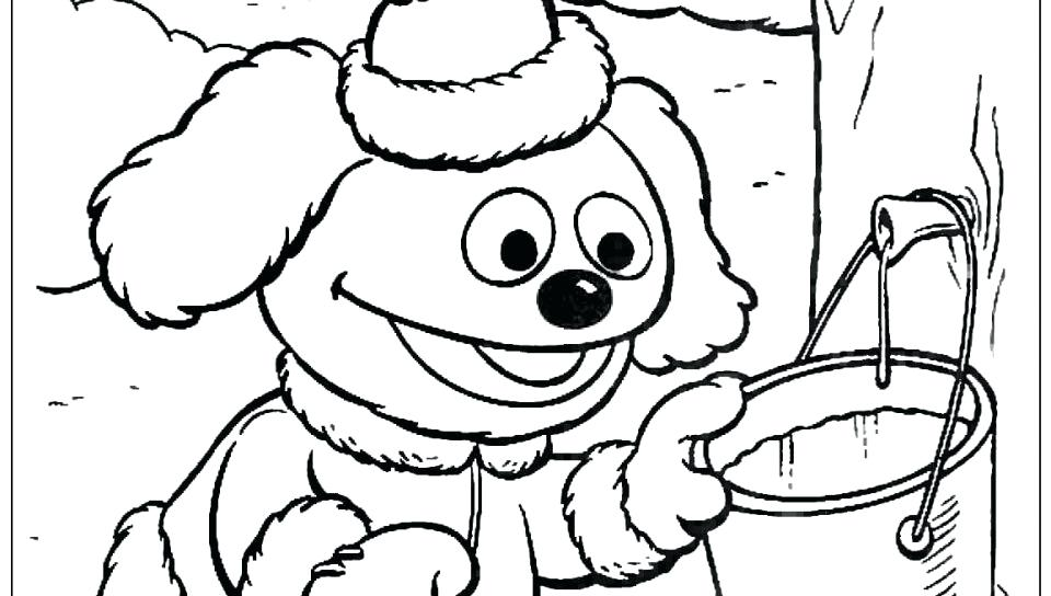 960x544 Infant Coloring Pages Baby With Magnifying Glass Coloring Page