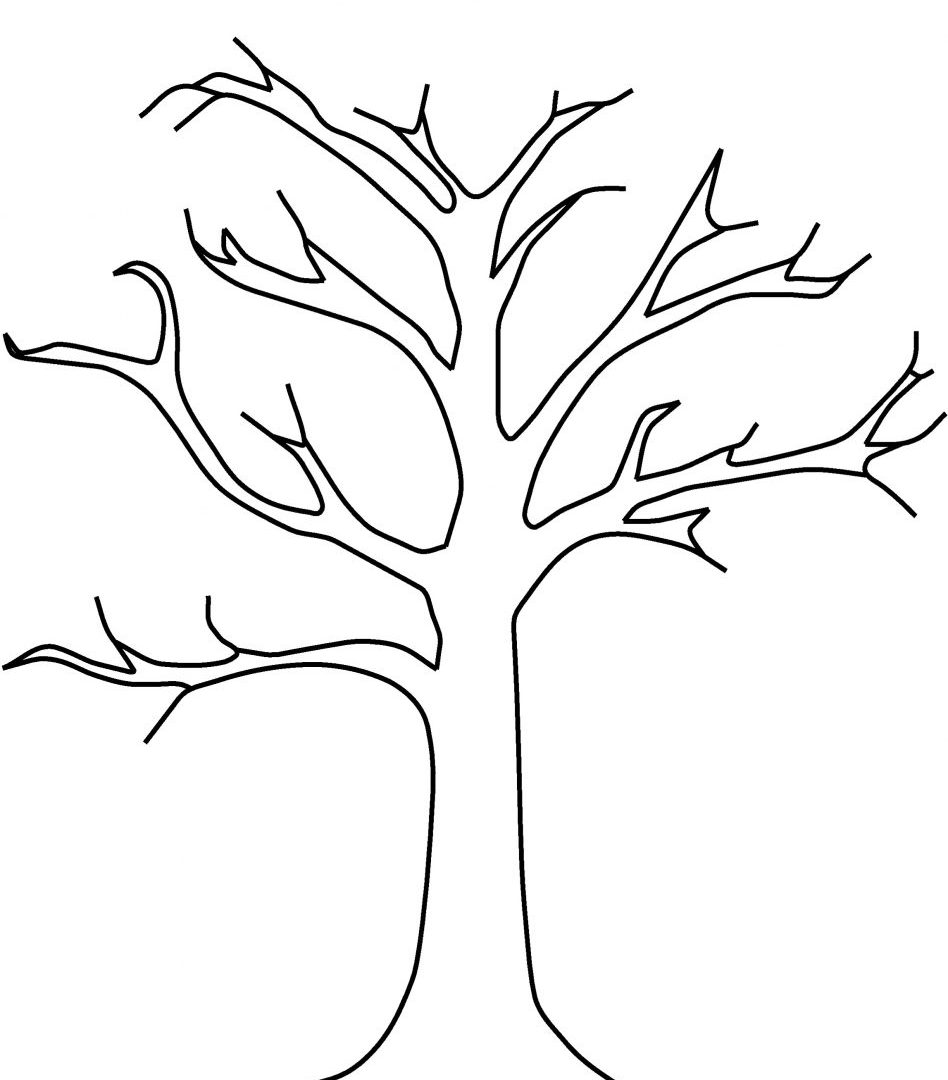 948x1080 Eastern Redbud Pecan Coloring Page Free Printable Plants And Tree