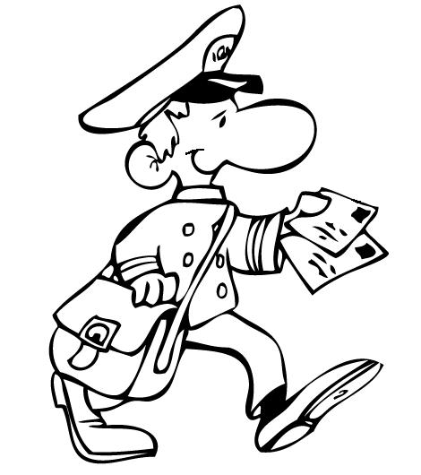 470x530 Postman