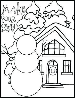 309x400 How To Make Coloring Pages Make A Picture A Coloring Page Make
