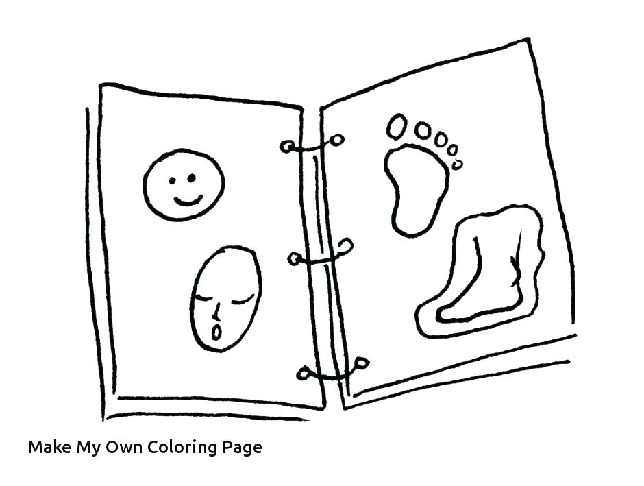 940x709 Make Your Own Coloring Pages With Words Also Photo Into Coloring