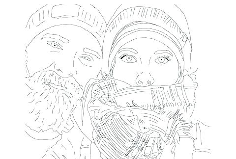 480x324 Make Picture Into Coloring Page How To Turn Photo Into Coloring