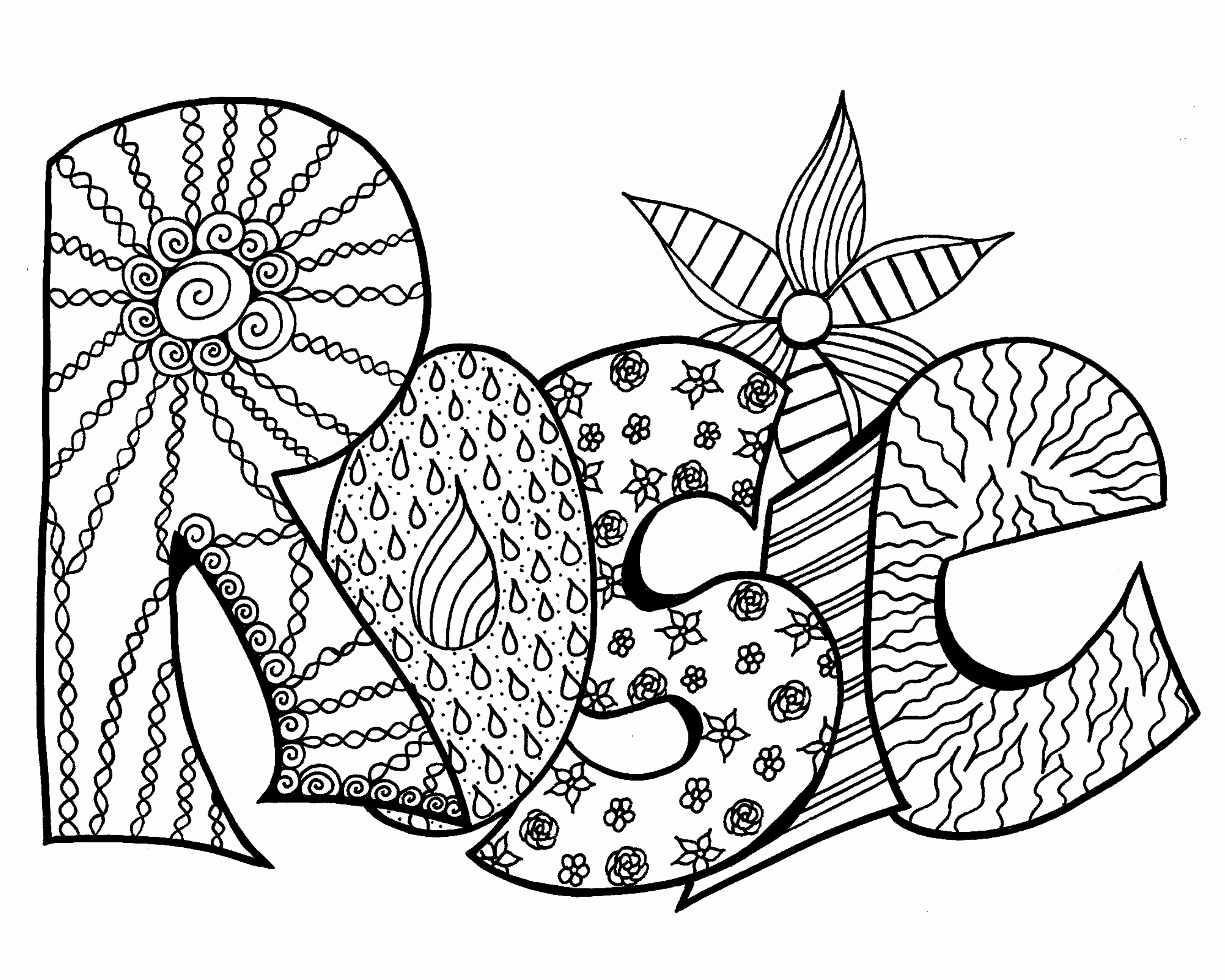 3000x2400 Make Your Own Coloring Pages With Your Name On It Beautiful