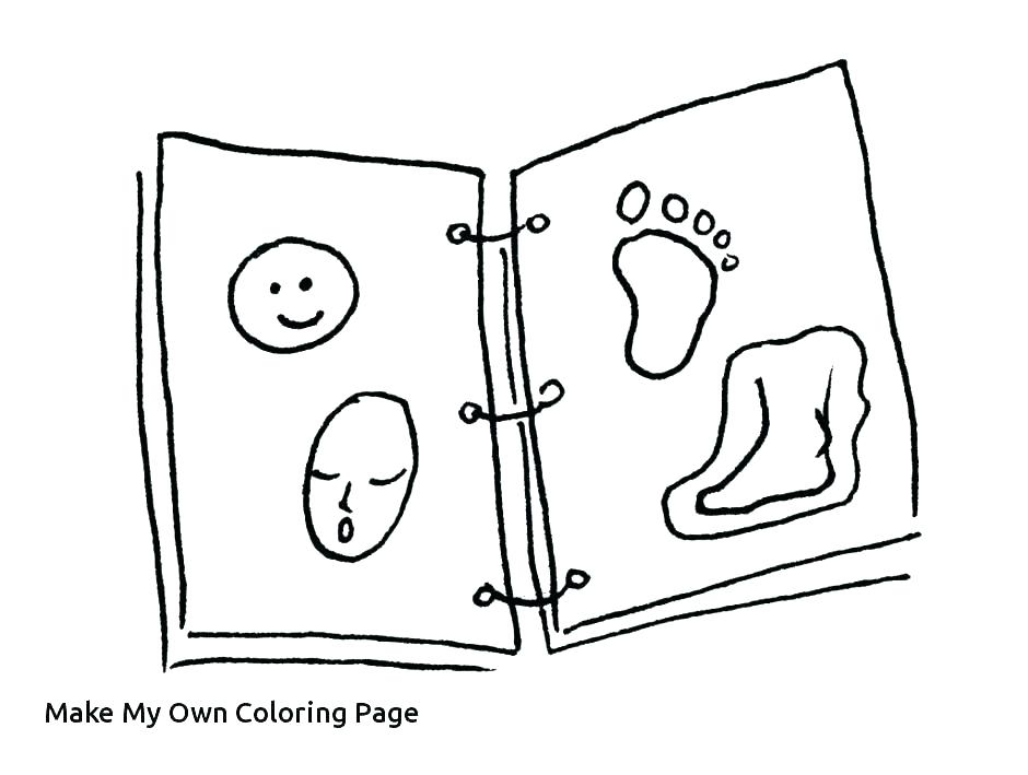 940x709 Create Your Own Name Coloring Sheet Create Your Own Coloring Page