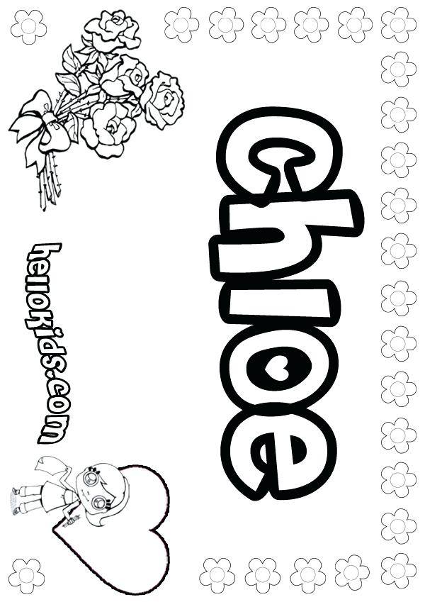 600x849 Make Your Own Name Coloring Pages Make Your Own Name Coloring