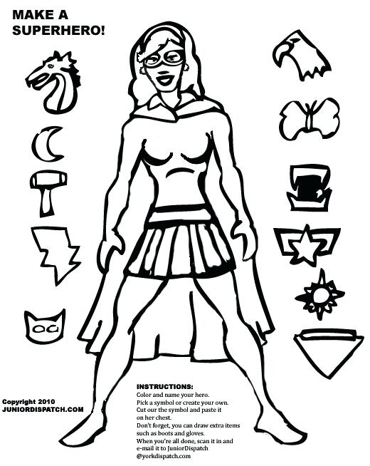 520x654 Make Your Own Coloring Pages Create Your Own Coloring Pages
