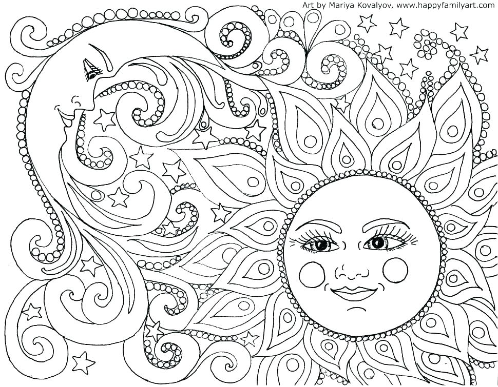 970x755 Coloring Sheet Online