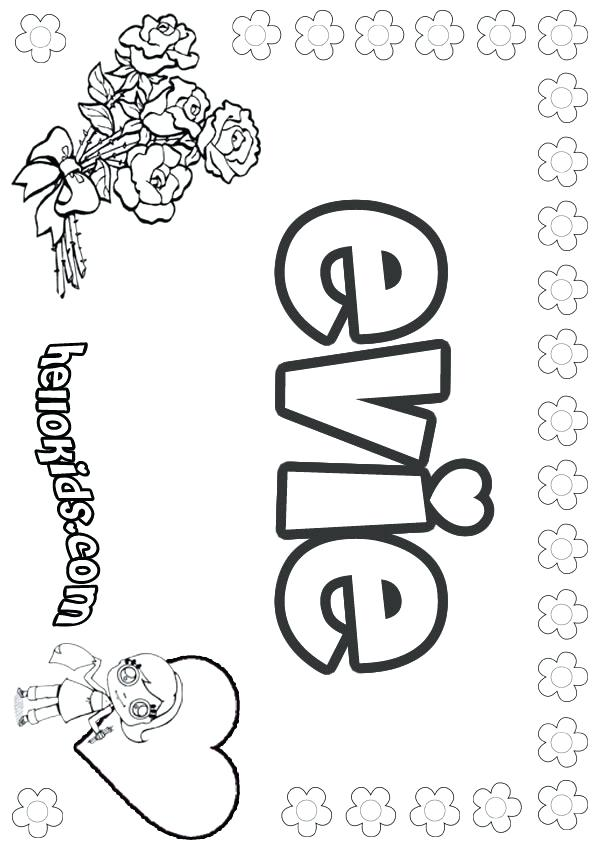 Mal Descendants Coloring Pages At Getdrawings Com Free For