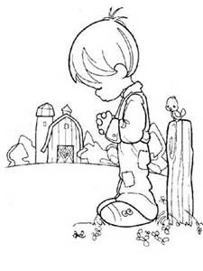 225x300 Shepherd Precious Moments Coloring Pages Coloring Pages