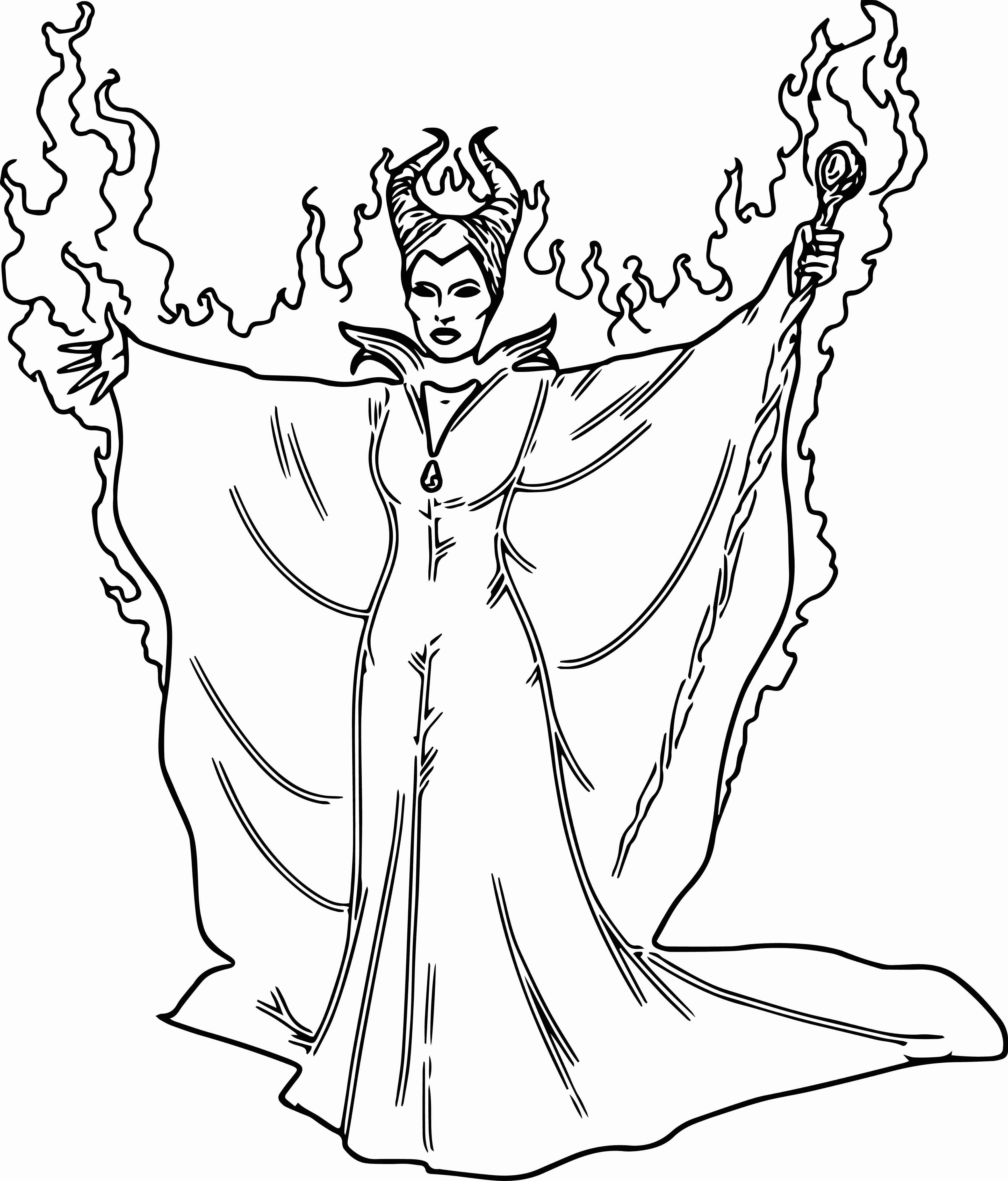 3892x4560 Disney Maleficent Coloring Pages Wecoloringpage Outstanding
