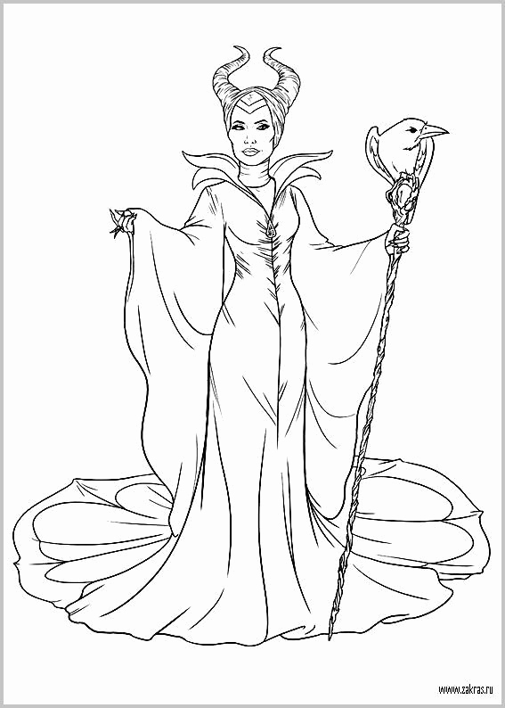 567x794 Maleficent Coloring Pages Photos Maleficent E Diablo Coloring Page