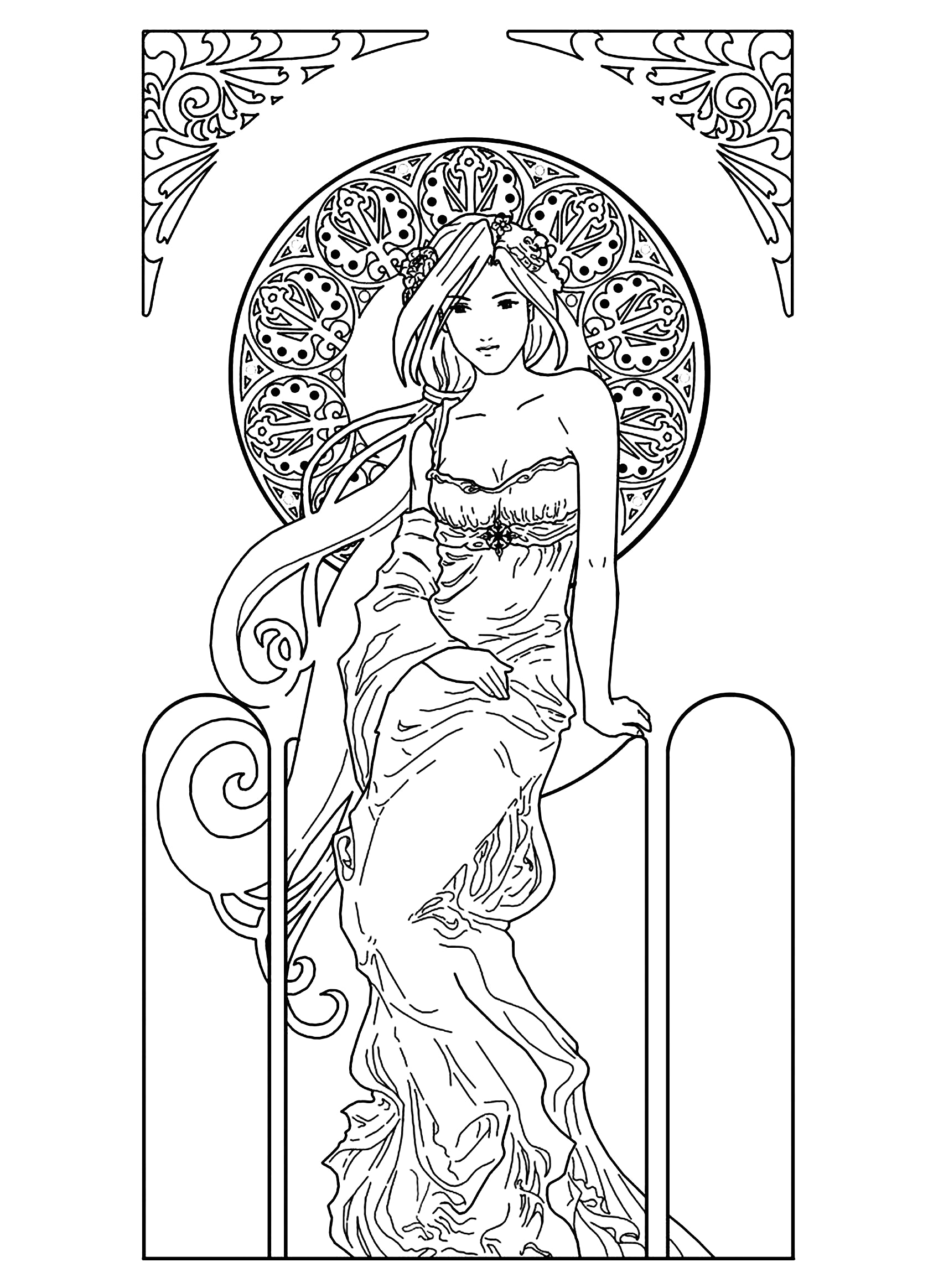 1677x2328 Maleficent Coloring Pages Get Bubbles