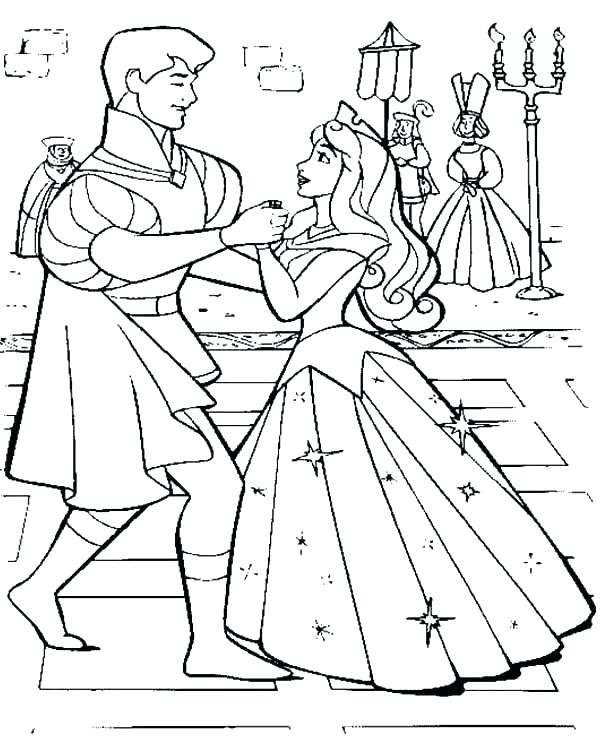 600x747 Sleeping Beauty Coloring Page Sleeping Beauty Coloring Pages