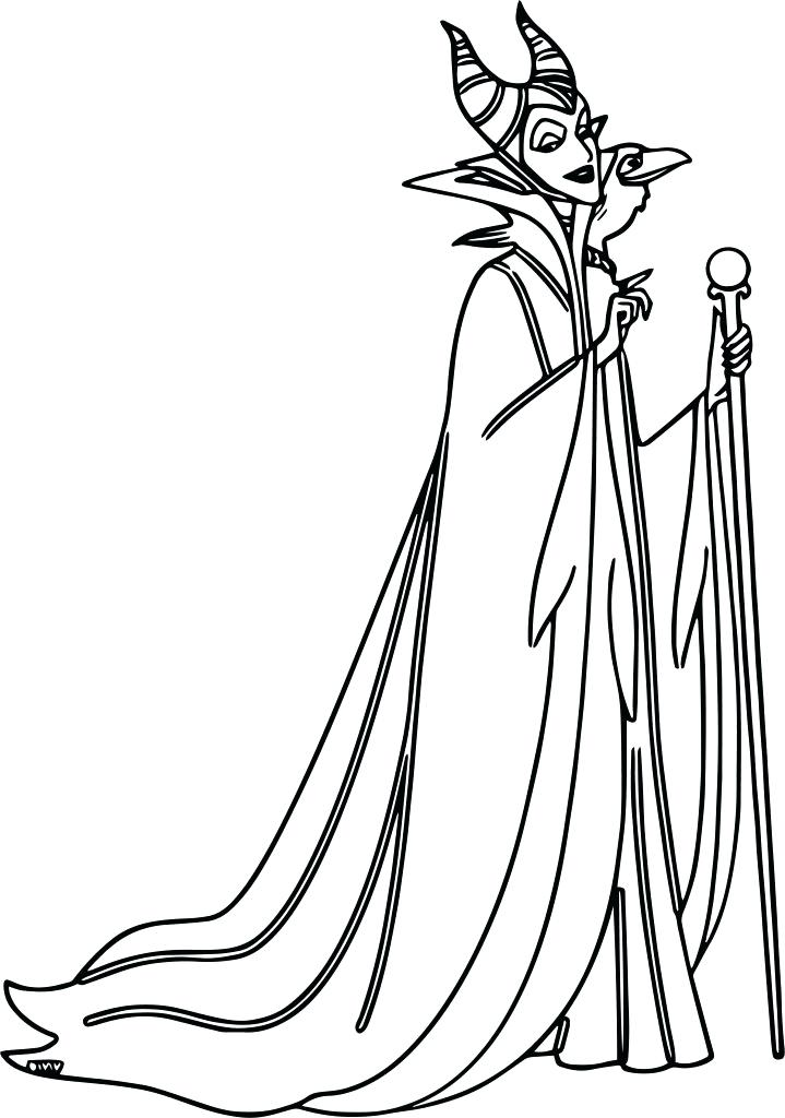 719x1024 Disney Maleficent Coloring Pages Devon Creamteas