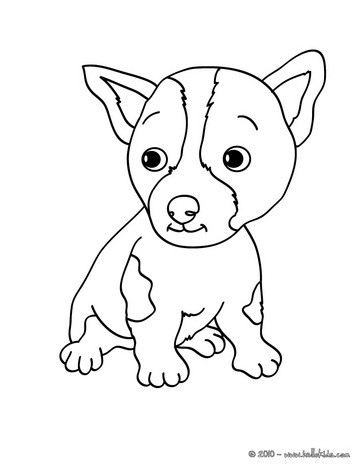 363x470 Maltese Dog Puppy Coloring Pages