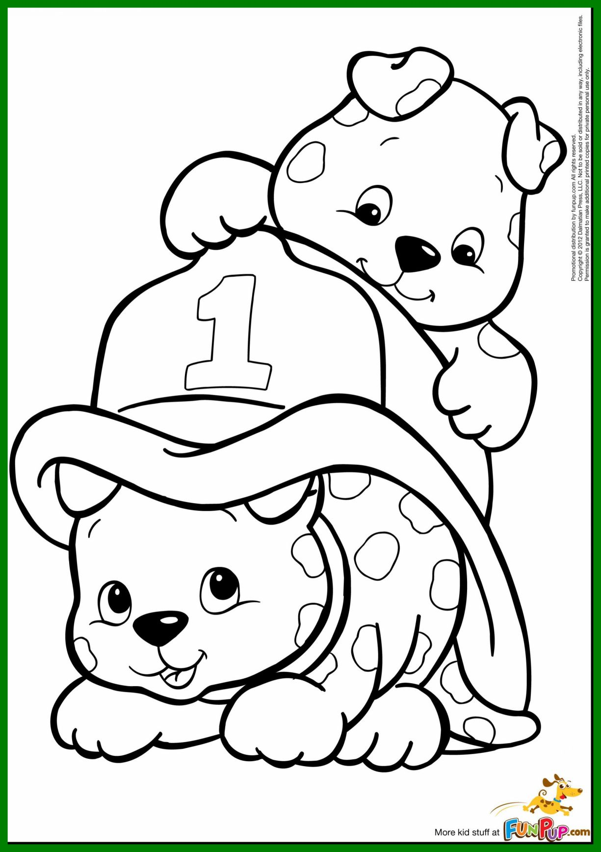 1225x1736 Shocking Fantastic Puppy Coloring Pages With Of Puppies Pics