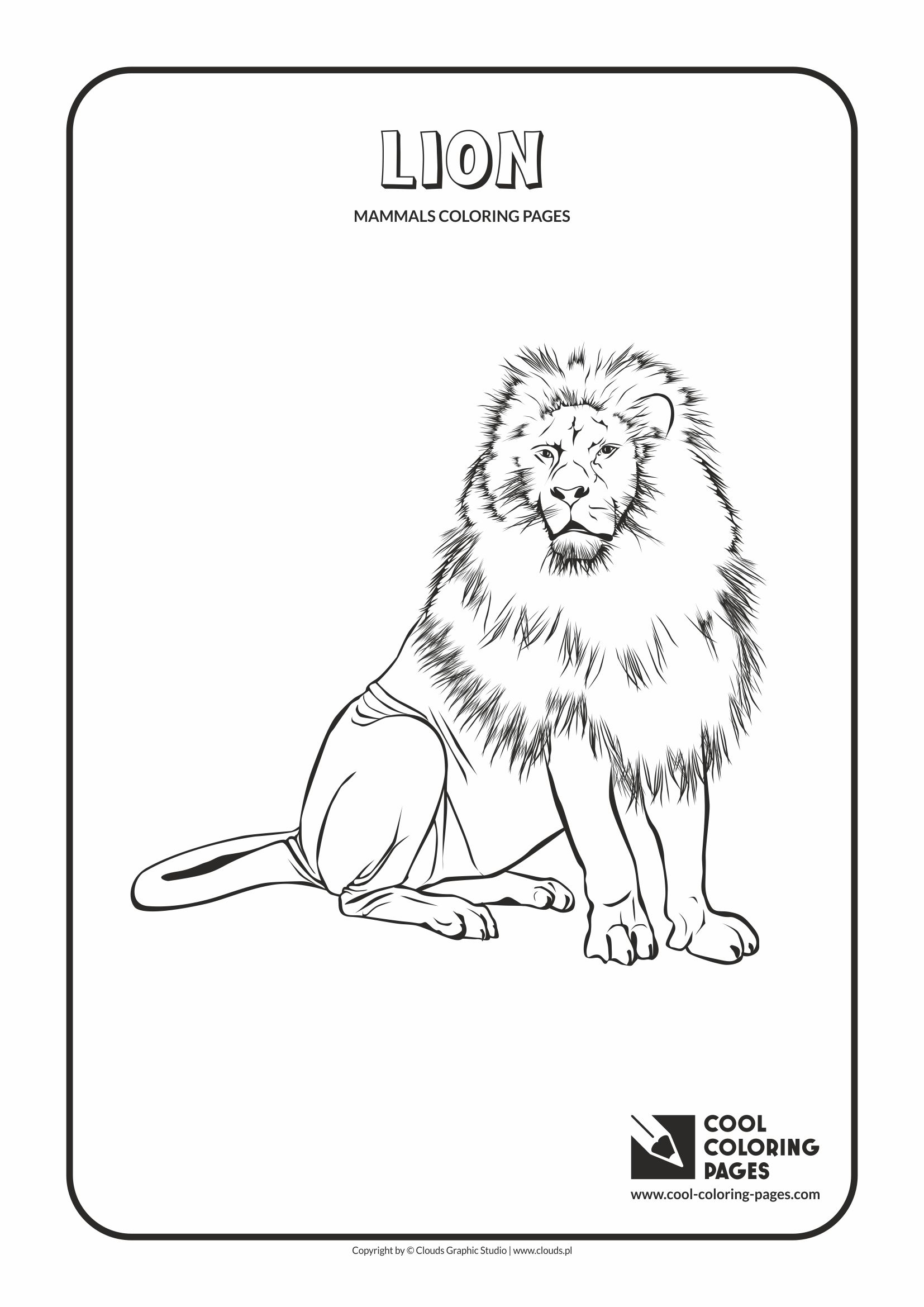 1654x2339 Cool Coloring Pages Mammals Coloring Pages