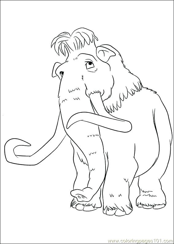 567x794 Ice Age Coloring Pages Plus Ice Age Continental Drift Coloring