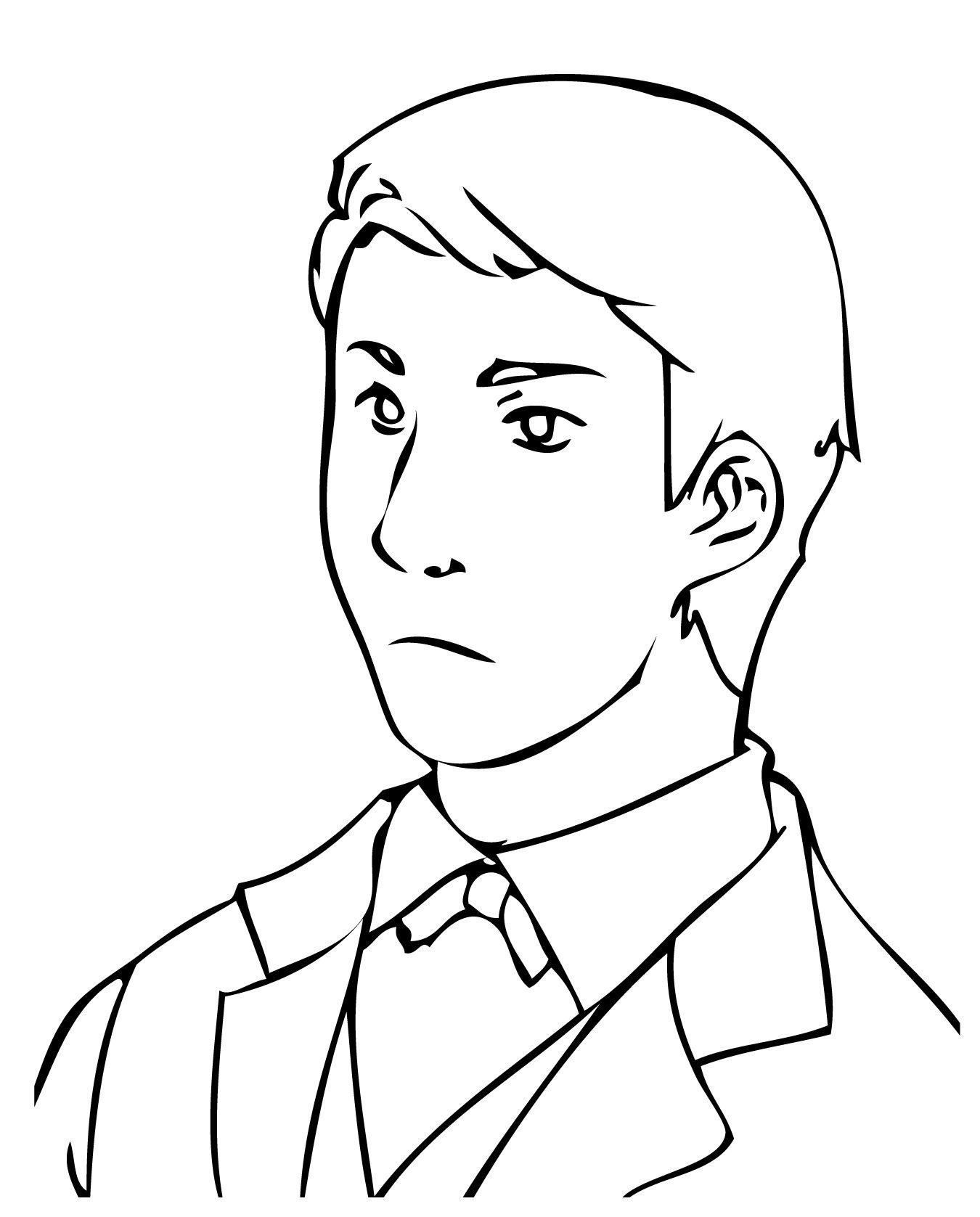 1350x1677 Thomas Edison As Young Man Coloring Page History Coloring Sheets