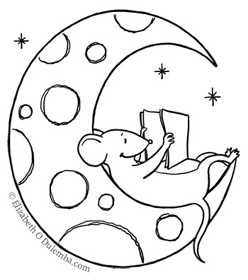 350x396 Coloring Page Tuesday