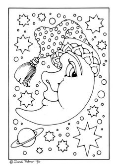 236x333 Sun And Moon Coloring Pages My Image Sense Coloring Pages