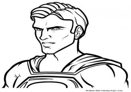 461x323 Man Of Steel Coloring Pages Printable Superman Jar El Just