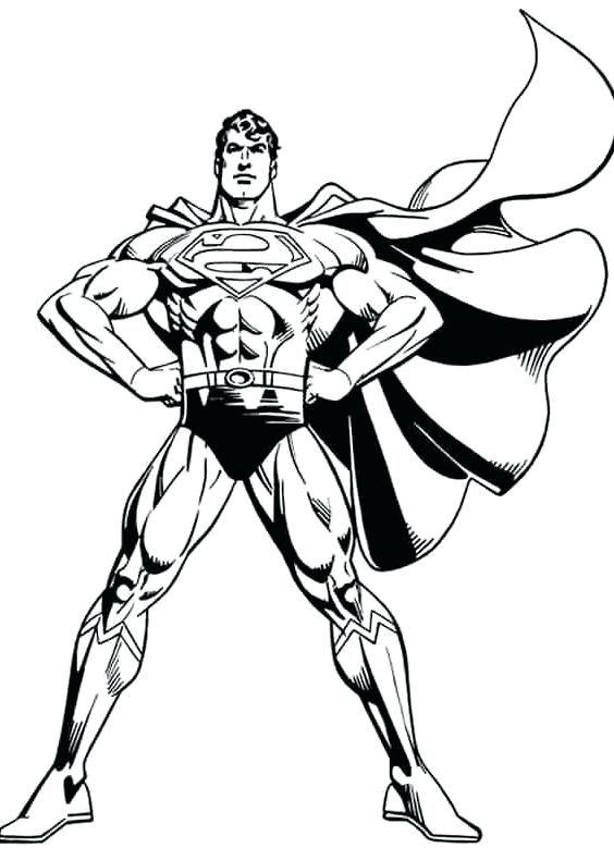 564x790 Man Of Steel Coloring Pages Superman Dashing Coloring Page Lego