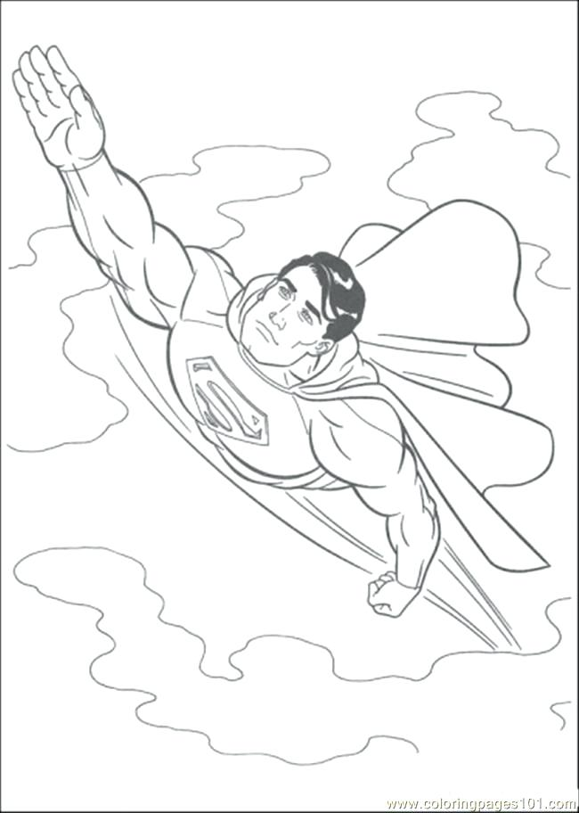 650x912 Max Steel Coloring Pages Printable Superman Man Of Steel Coloring