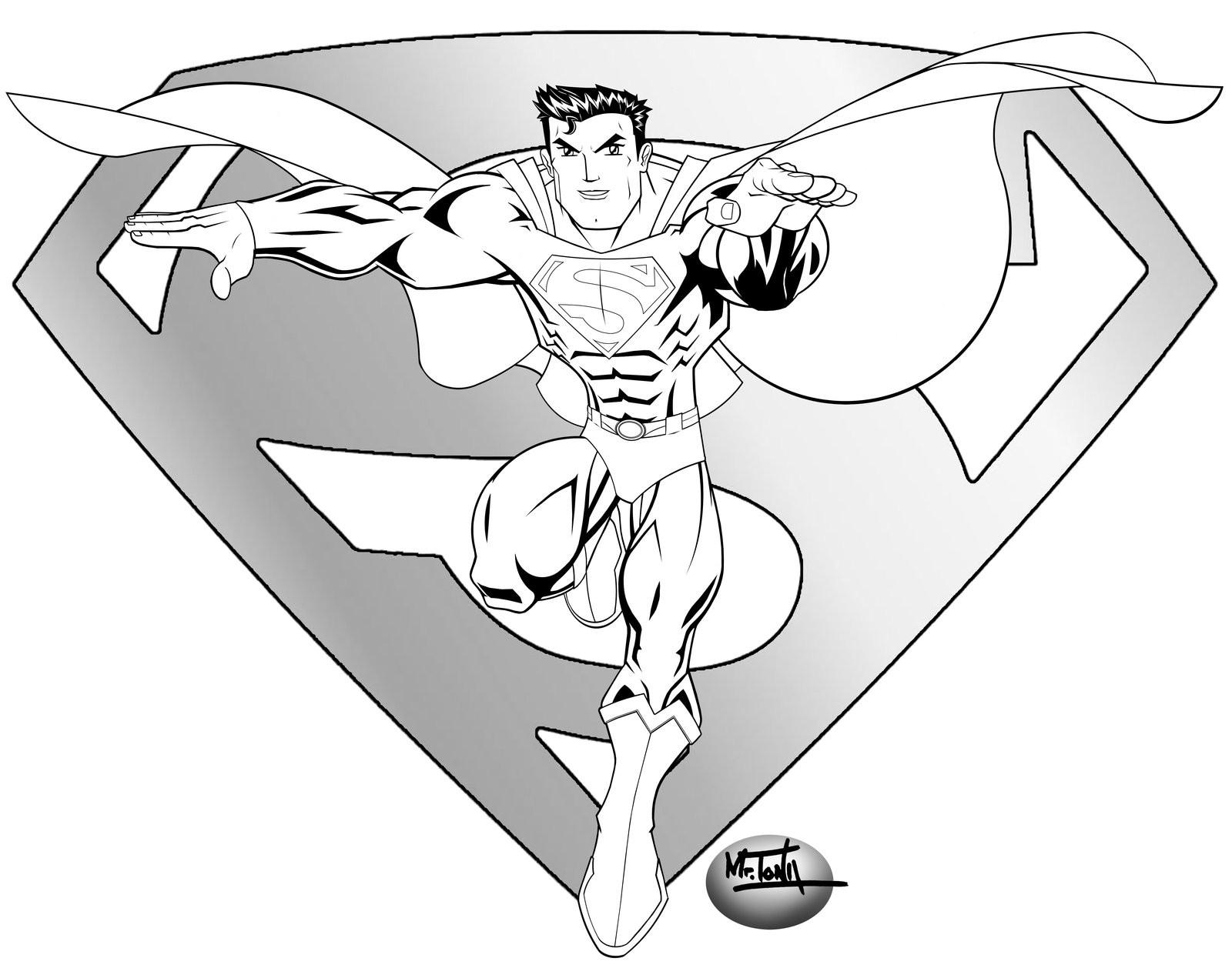 1600x1271 Superman The Man Of Steel Bw