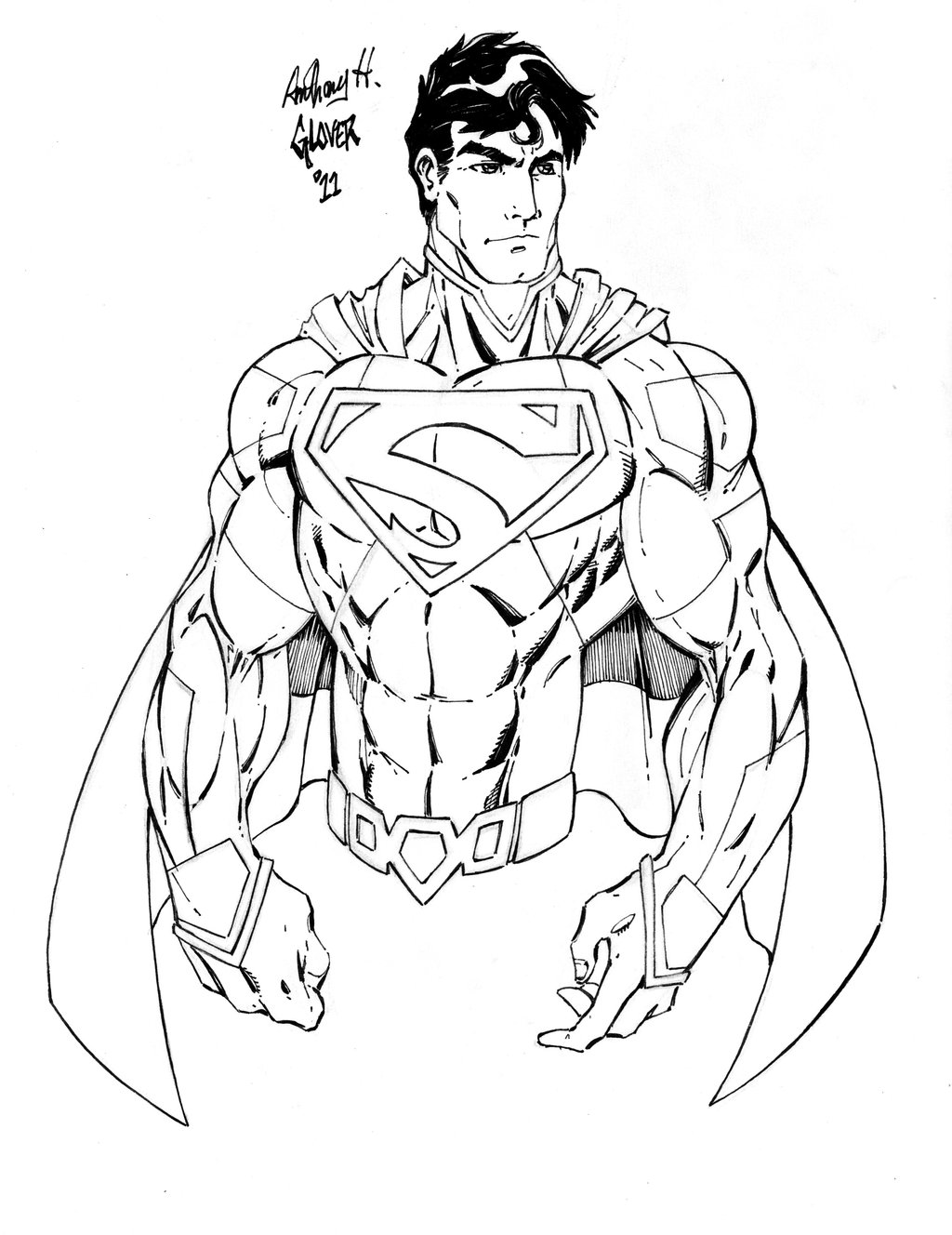 1024x1328 Fortune Superman Man Of Steel Coloring Pages P