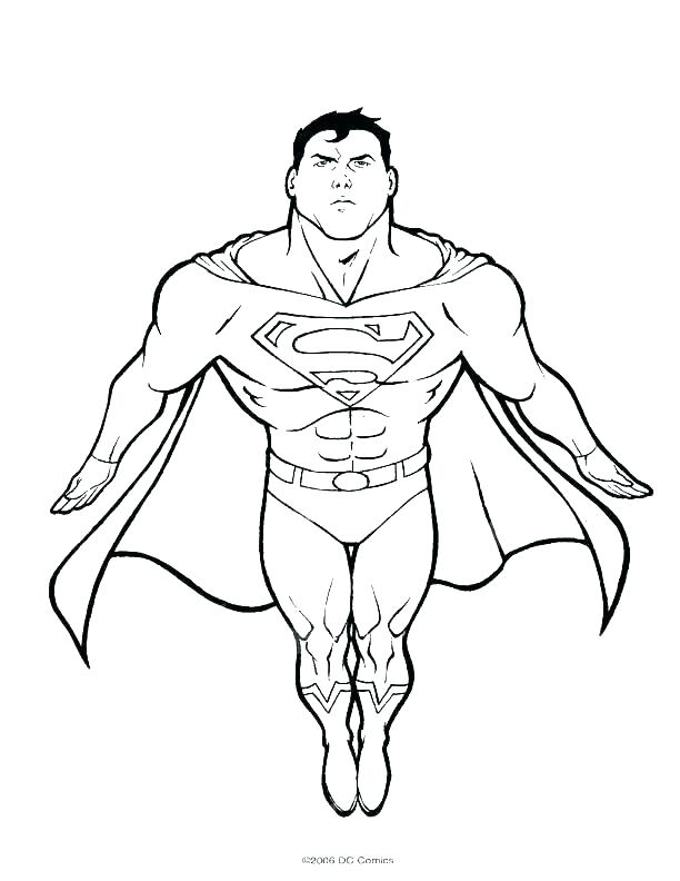 612x792 Male Coloring Pages Man Of Steel Coloring Pages Man Of Steel