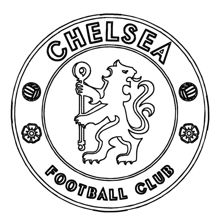 736x738 Manchester United Coloring Pages