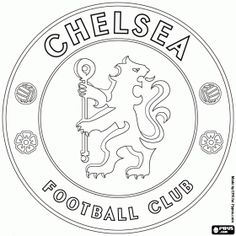 236x236 Manchester United Soccer Club Logo Coloring Page Crafty Diy