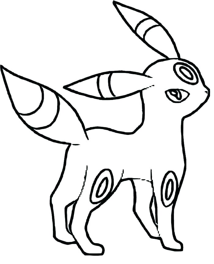 700x861 Eevee Pokemon Colouring Pages Coloring Pages Coloring Pages Eevee