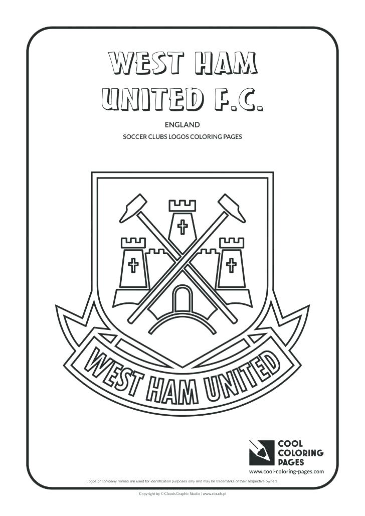 728x1029 Manchester United Coloring Pages United Soccer Player Coloring