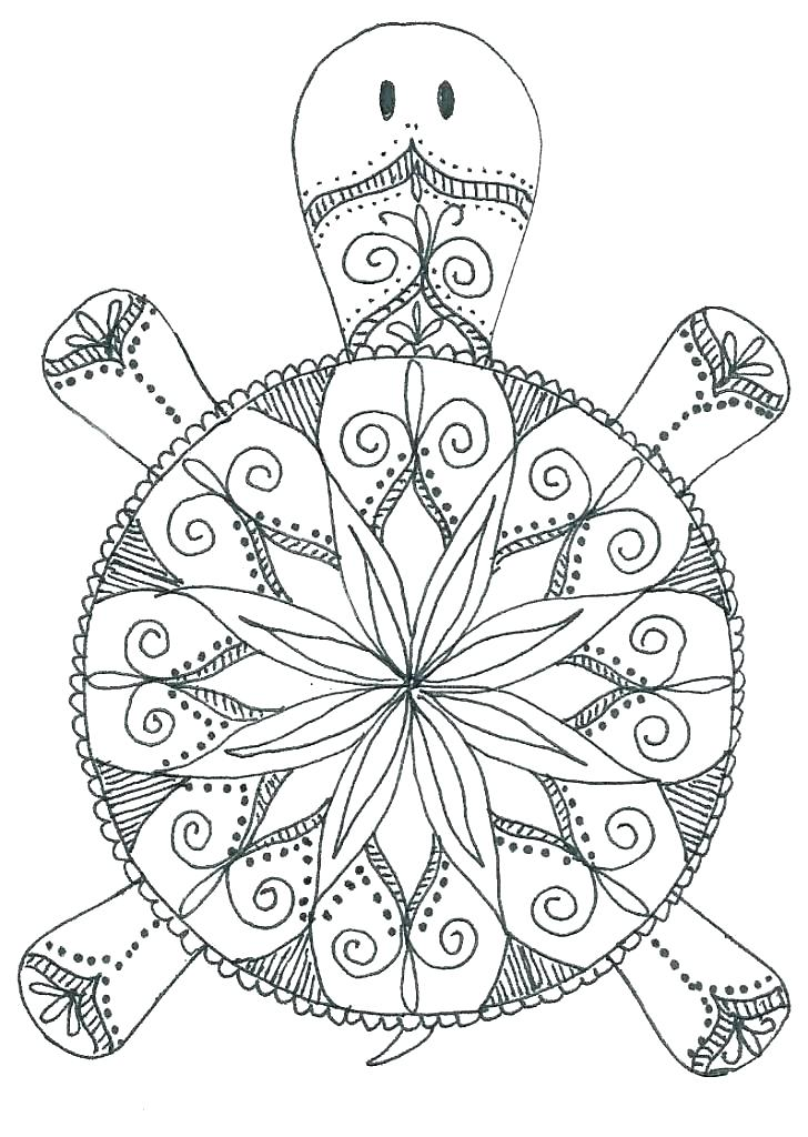 728x1024 Coloring Easy Mandala Coloring Pages Printable Gallery Pdf Easy